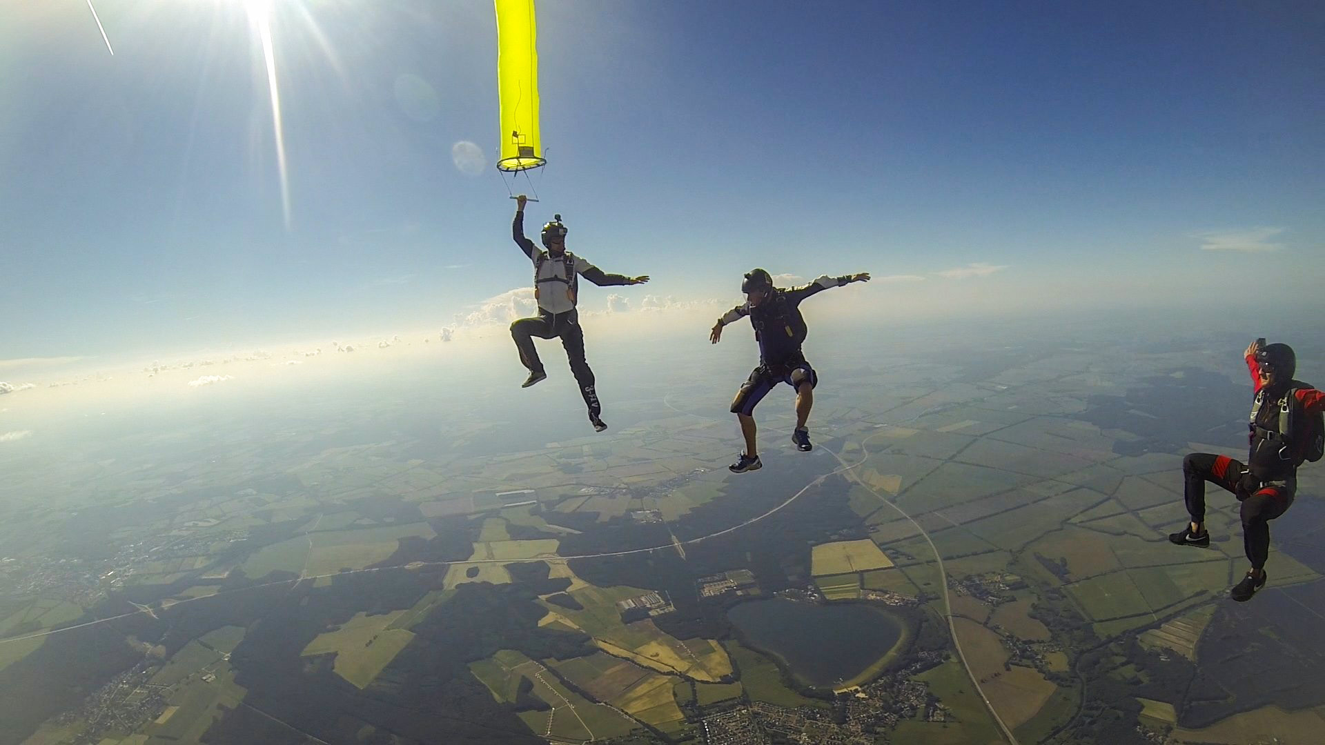 AE Freefly mit Tube © skydive-mv.de